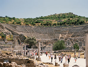 EPHESUS, TURKEY VISIT ON A TAILOR-MADE TOUR